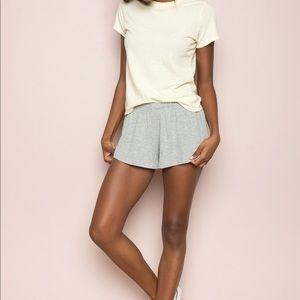 nwt brandy melville ross shorts